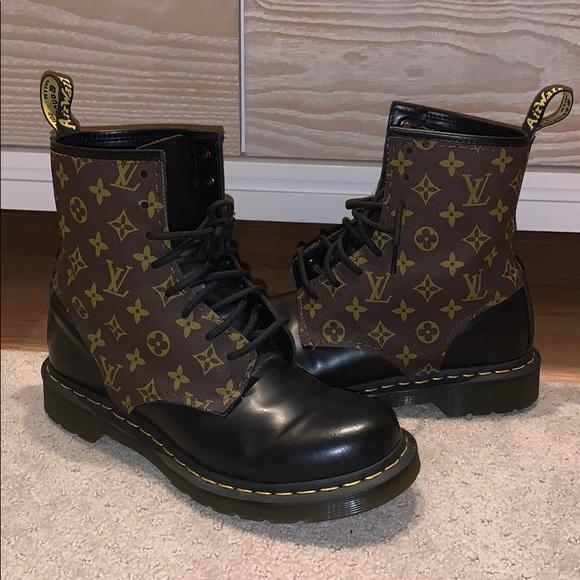Dr. Martens Shoes   Brand New Custom
